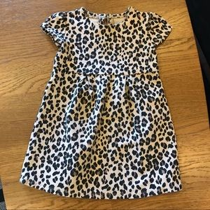 Old Navy Cheetah Dress ||Size 5T||